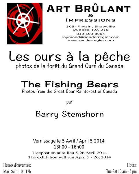 Barry Stemshorn April 2014-text