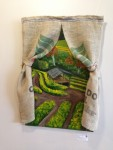 """Window of the Coffee Fields of Brazil"" Artist: Diana Wakely"