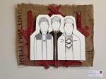 """""""Trois Garz"""" Artist: Thomas Aley"""